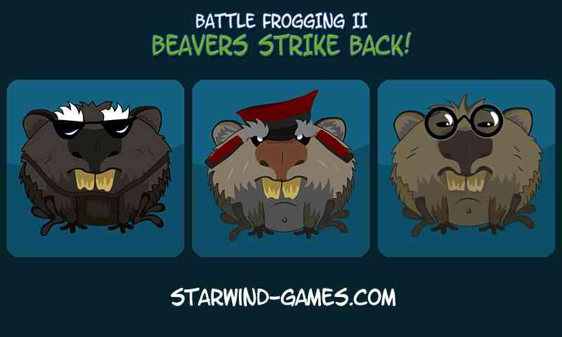 beavers strike back
