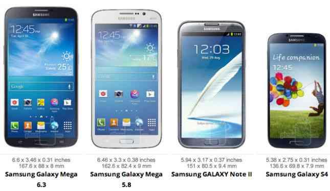 galaxy-mega-6.3-galaxy-mega-5.8-galaxy-note-2-galaxy-s4