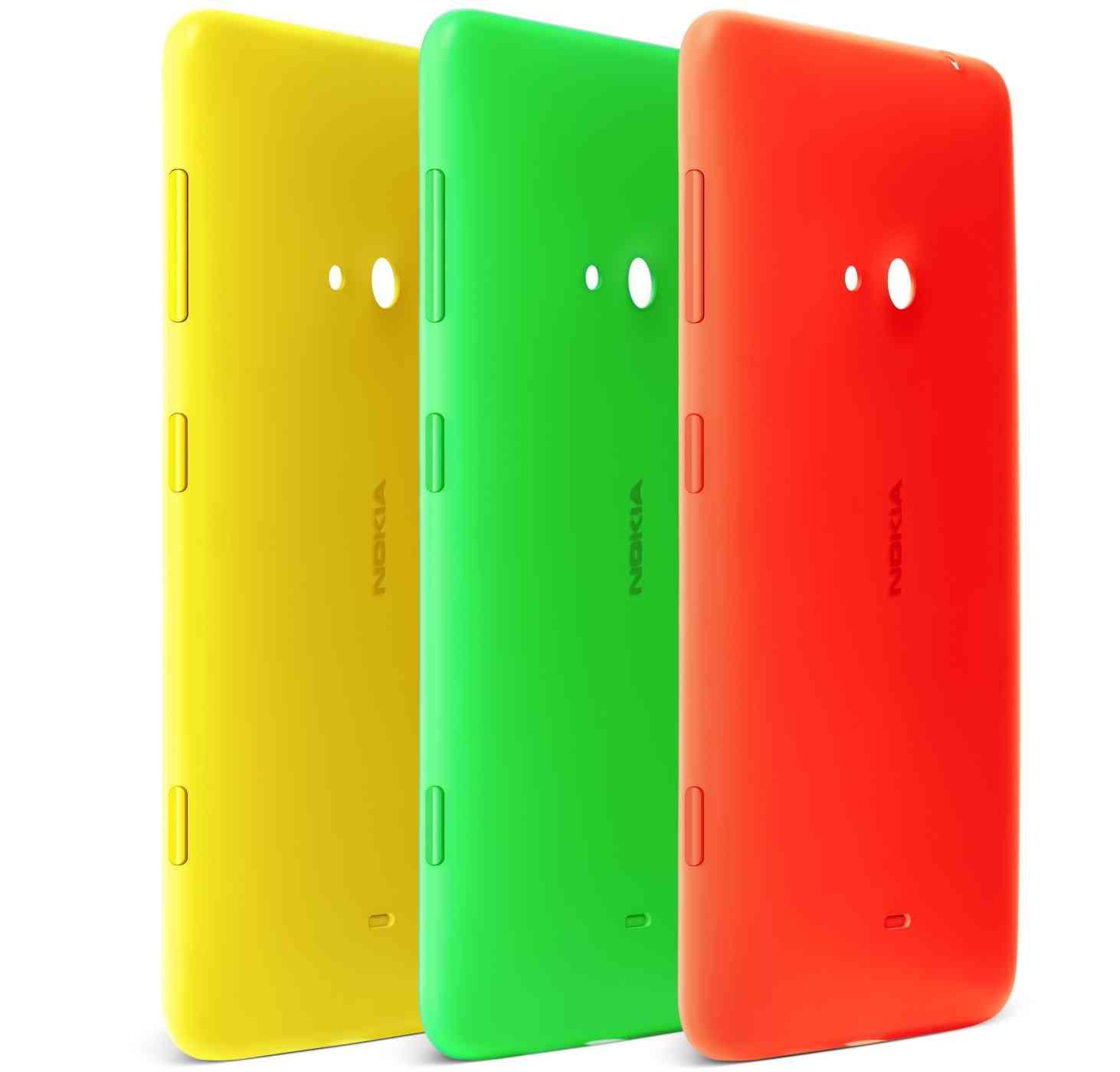 Nokia Lumia 625 presentato, caratteristiche, galleria immagini e video