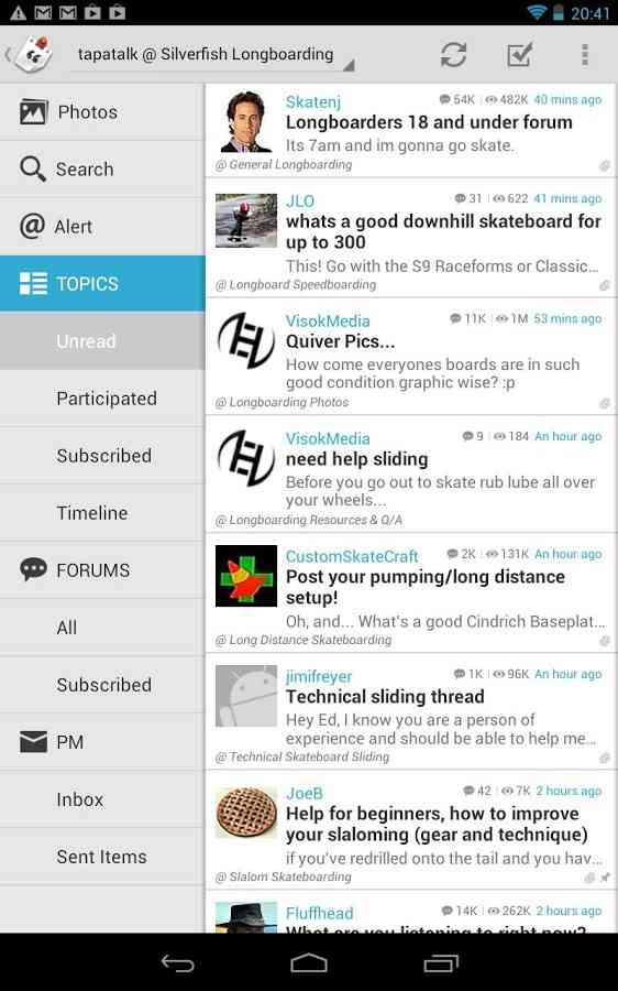 Tapatalk-4-screenshot-1