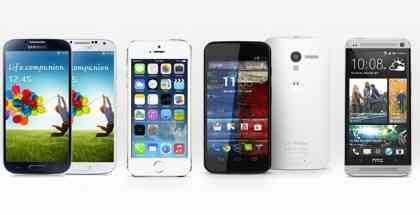 Classifica-problemi-lamentati-dagli-utenti-di-Galaxy-S4-iPhone-5S-HTC-One-e-Moto-X