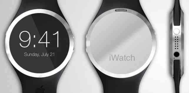 Apple iWatch, potrebbe essere mostrato il 9 insieme a iBand e costare 400$