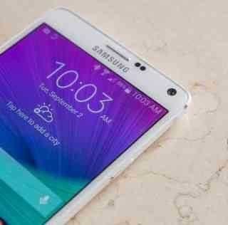 "Samsung, DisplayMate dichiara lo schermo del Note 4 ""best display"""