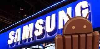 Samsung, tempi Android 4.4.4 su sei Galaxy e Android L su Galaxy S5 e Note 4