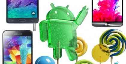 Android-Lollipop-su-Galaxy-S5-e-LG-G3-in-arrivo-a-Dicembre-sul-Note-4-prima