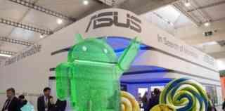 Asus, tempi Android Lollipop su serie ZenFone, PadFone S e PadFone Infinity 2