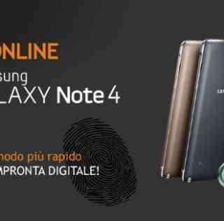 Concorso Wind: 2 Galaxy Note 4 al giorno al giorno messi in palio